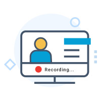 Record live sessions